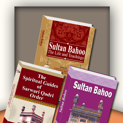 Books written on Sultan Bahoo in English