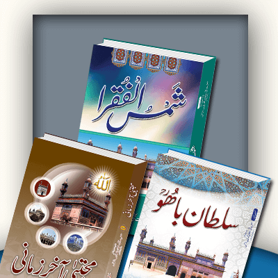 Books written on Sultan Bahoo in Urdu